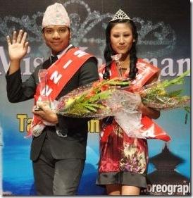 mr miss kathmandu