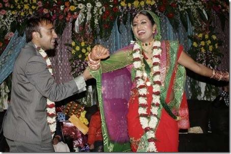 Richa Ghimire marriage