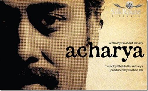 acharya_poster