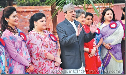 Gyanendra_royal_family_dance_party