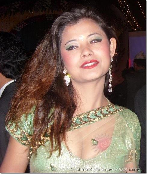 Sushma_KC_tatoo_on_breast (4)