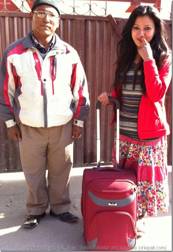 Harshika_suitcase_return_surya_bd