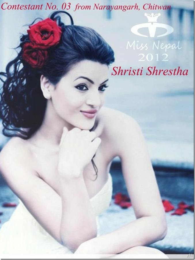 Consider, shristi shrestha miss nepal share