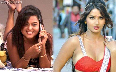 rekha and sumina - phone scandal