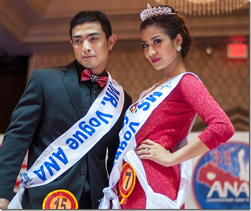 mr and miss ana 2013