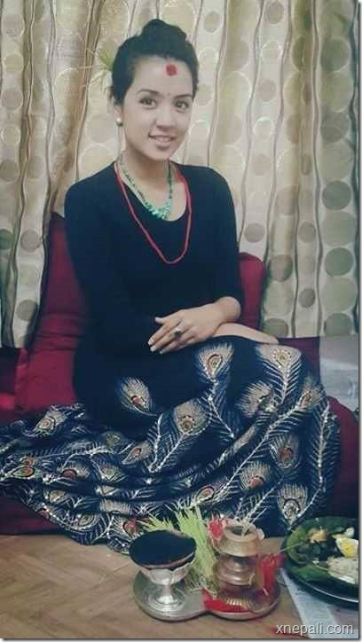 ex miss Nepal Sadichha Shrestha