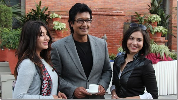 manisha rajesh hamal and nisha adhikari