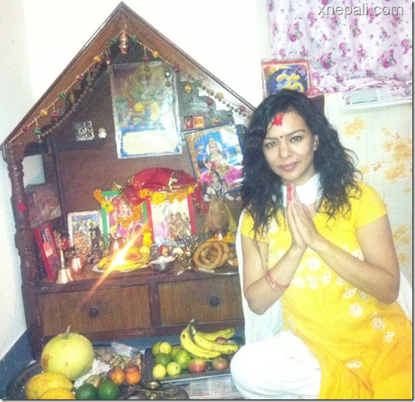 poojana pradhan - deepawali