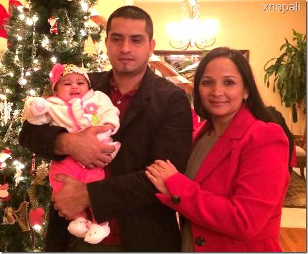 saranga and family