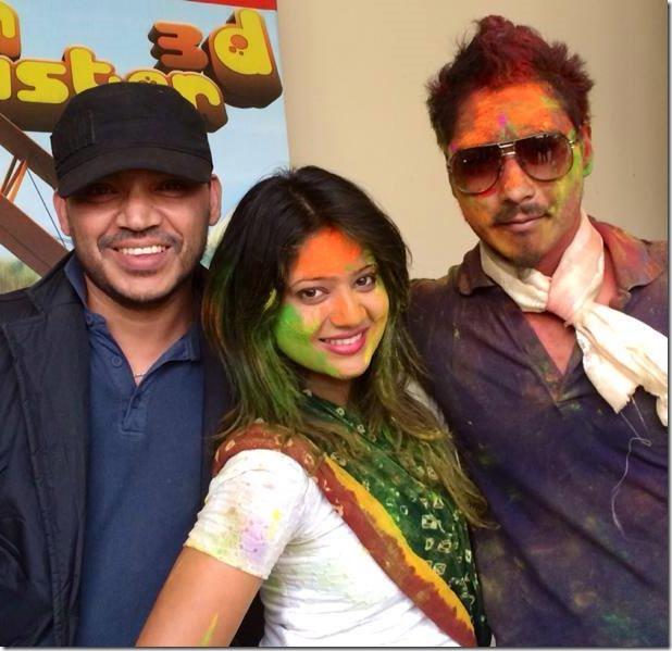 Keki Adhikari and Shree Panch Ambare team (3)