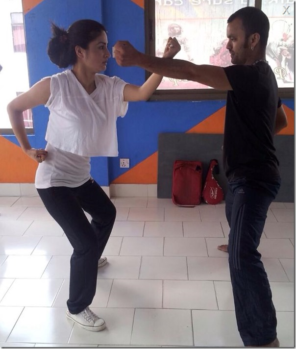 garima pant - thuli fight training (5)