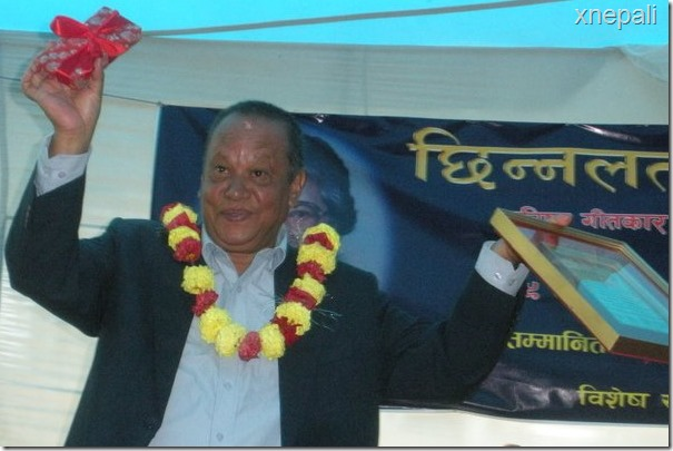nir shah after winning chhinnlata prize