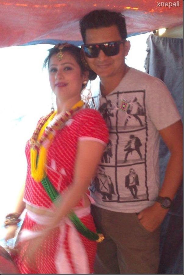 risha singh and gajendra thapa marriage  (9)