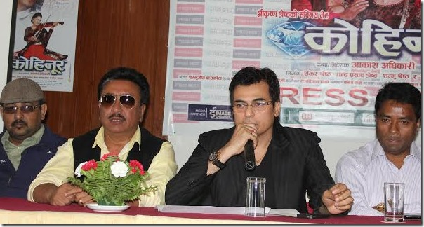 Kohinoor-press meet