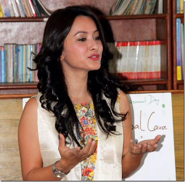 namrata shrestha speaks