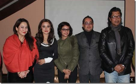 namrata shrestha press meet