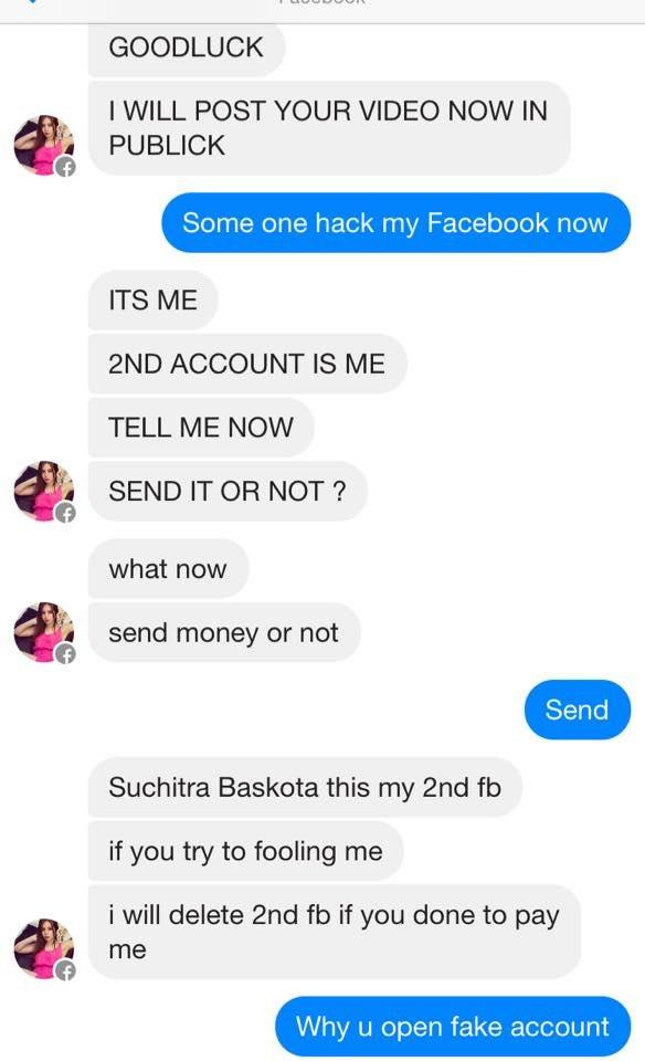 blackmailing jbkc producer yogendra and suchitra - fake sex video