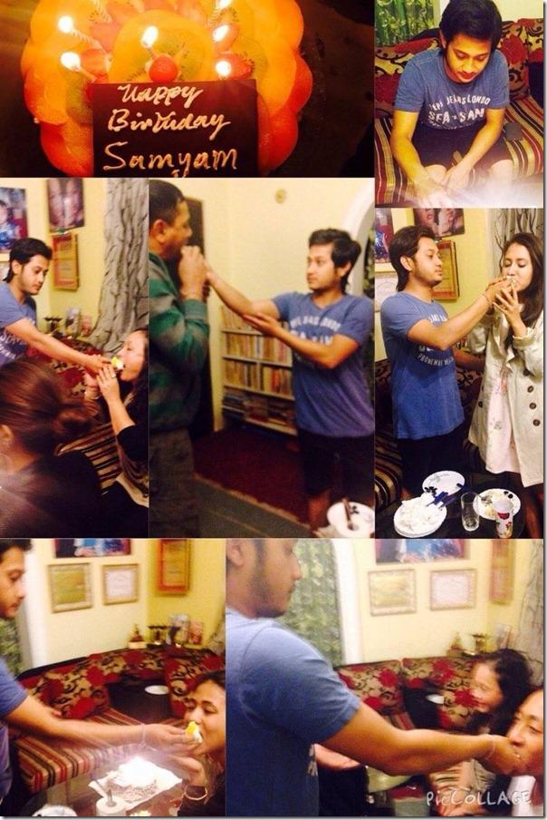 samyam puri birthday celebration 2