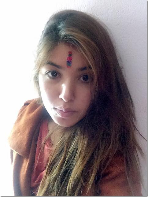 pooja sharma bhai tika 2015