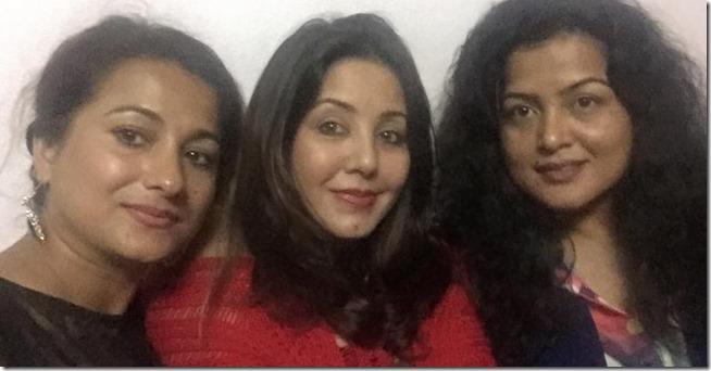 rejina karishma and rekha thapa three producers