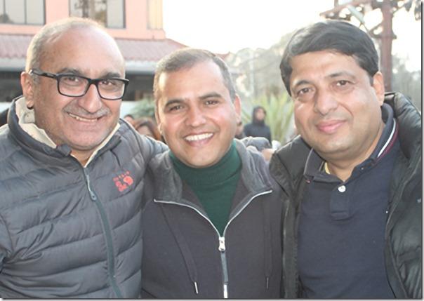 chhabi raj ojha and bikash acharya nawal nepal prem geet premier
