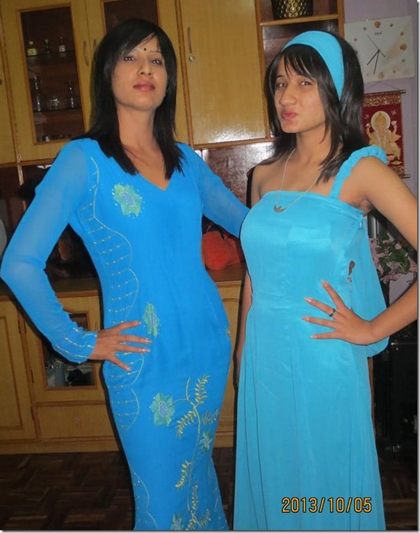 suvekhsya thapa daughter anusha birthday (4)