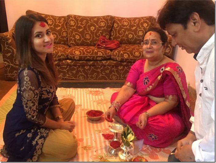 ashma dc Dashain 2016