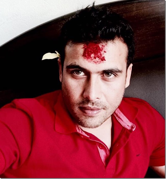 dinesh rawat Dashain 2016