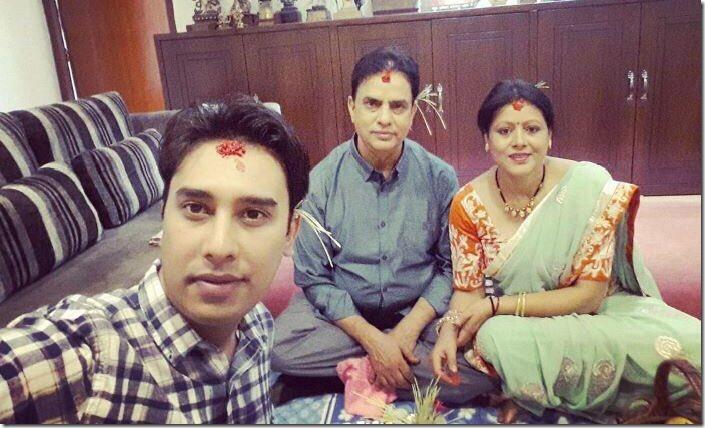 haribamsha acharya and mohit Dashain 2016