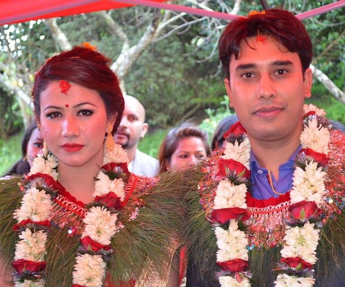 mohit-bamsha-acharya-and-bindu-thapa-engagement
