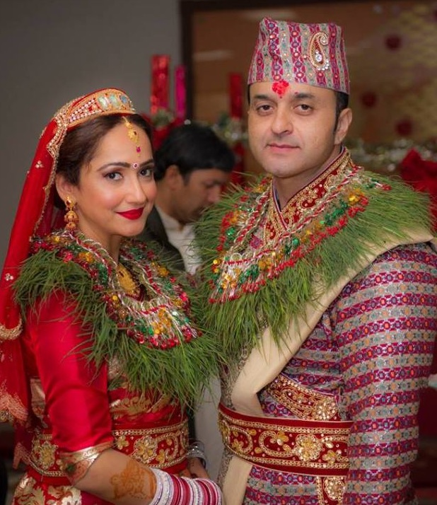 sudhanshu-joshi-and-usha-poudel-marriage