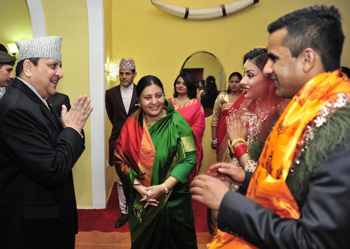 King Birendra Marriage