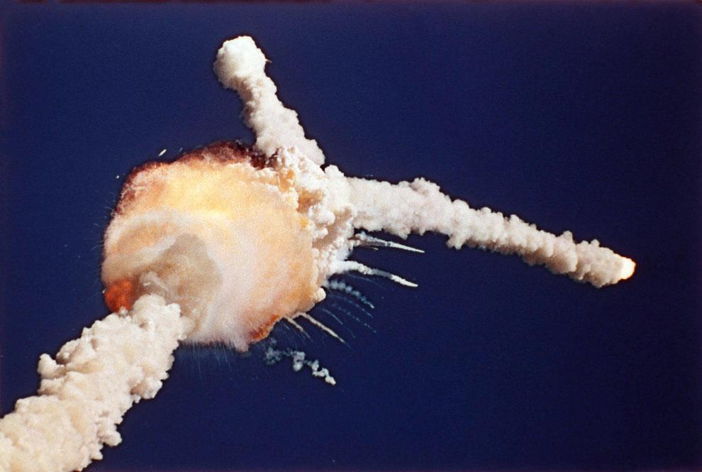 catastrofa-navei-spatiale-Challenger-1986