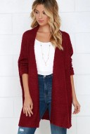 Image result for wine cardigan