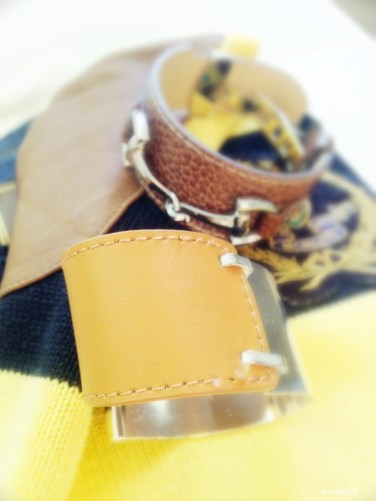 Horsebit/Kingsland, Cuff/Snö of Sweden