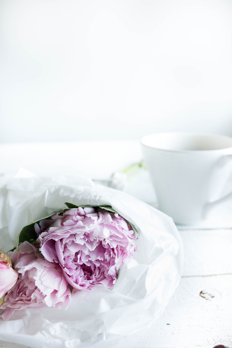 sunday peonie & tea1 (1 of 1)