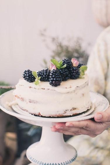 Lemon rhubarb cake10