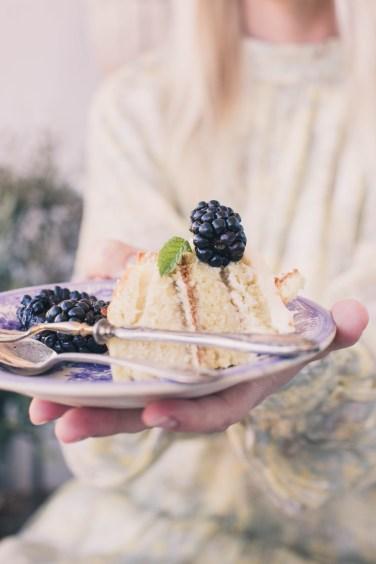 Lemon rhubarb cake8