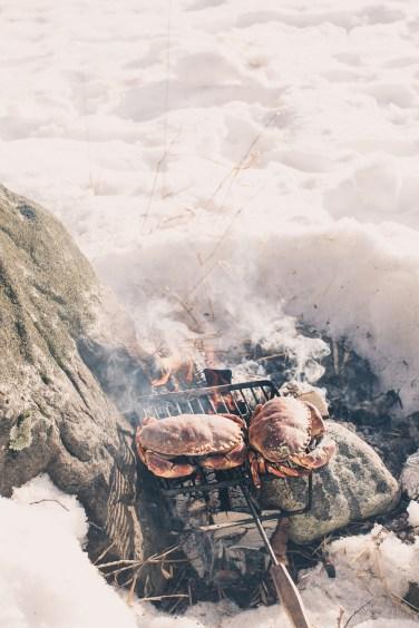 punkaharju crab lunch5