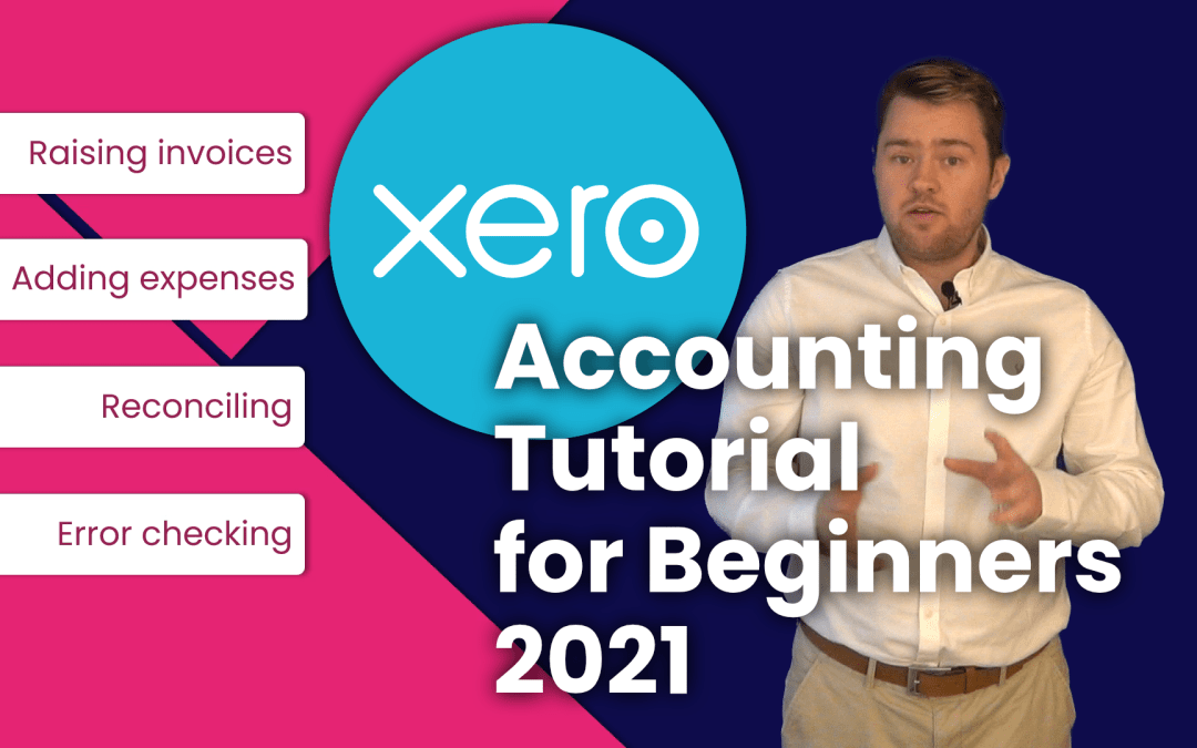 Xero Accounting Tutorial and Free Month End checklist