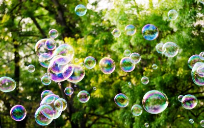 Why Bubbles Are So Important