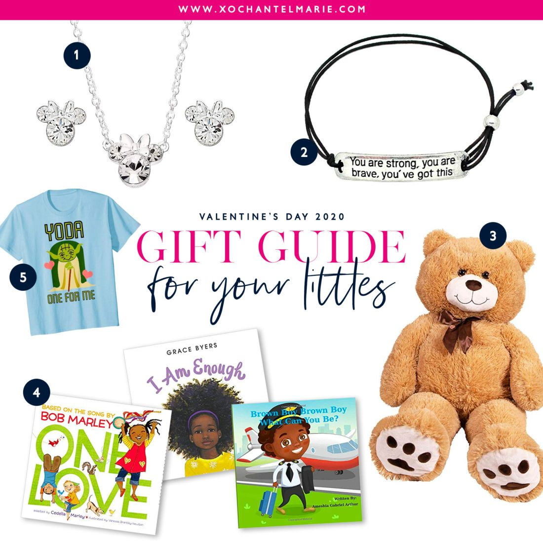 2020 Valentine's Day Gift Guide for kids