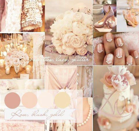 wedding blush