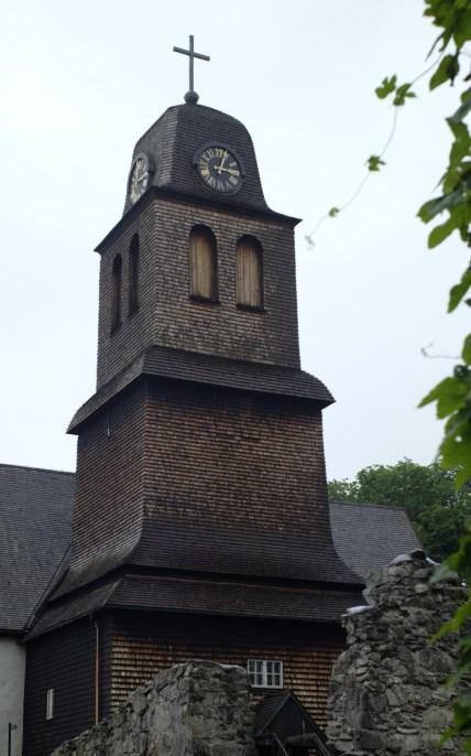 Nydala - die Klosterkirche