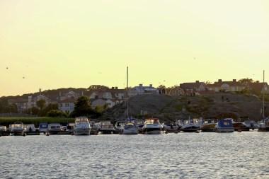 Karlskrona - Blick auf eine der vielen Inseln