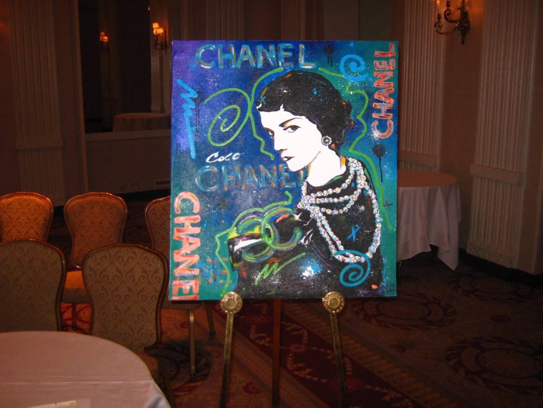 Artwork for auction