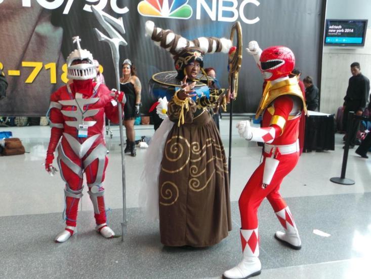 NYC Comic Con 2014 (11)