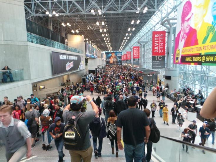 NYC Comic Con 2014 (2)