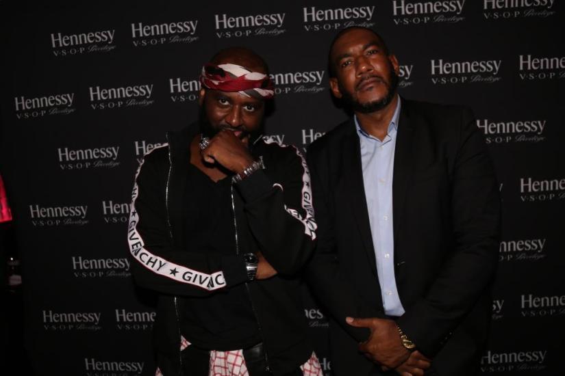 Hennessy Toast Celebrity Stylist, Darius Baptist (16)