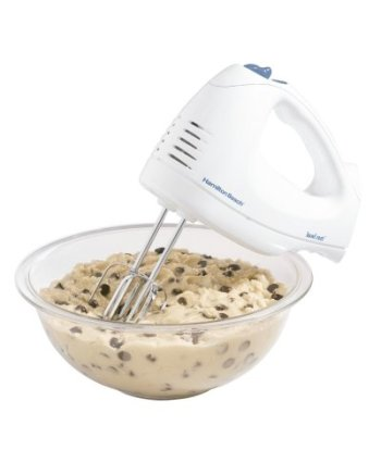 Holiday Gift Guide 2017: For the home baker. electric hand mixer.It can be so difficult to shop for a home baker and I don't know where to start. But this guide is perfect! These tools and gift ideas are amazing! I love the cute necklace to the stand mixer gifts! They all work for someone who loves to bake! Saving for later!
